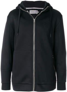 Calvin Klein Jeans zip closure hoodie