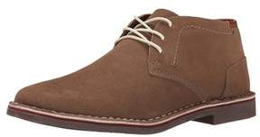 Kenneth Cole Reaction Mens Desert Win Leather Lace Up Casual Oxfords.