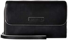 Vera Bradley Ultimate Wristlet Wristlet Handbags - BLACK - STYLE