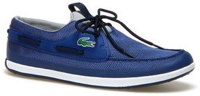 Lacoste Men's L.andsailing Textile Boat Shoes