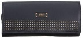 BCBGMAXAZRIA Bcbg Paris Faux-Leather Studded Clutch