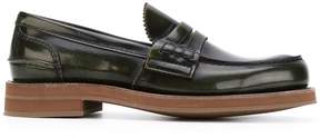 Church's loafer shoes