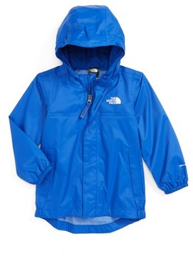 The North Face Toddler Boy's Tailout Waterproof/windproof Hooded Rain Jacket