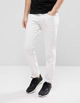 G Star G-Star 3301 MR Tapered Jeans 3d Moto Restored 143 Wash