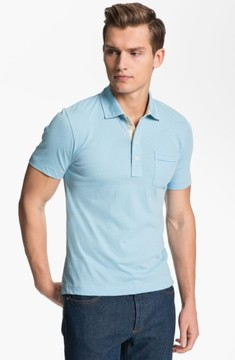 Billy Reid Men's Pensacola Slim Fit Polo