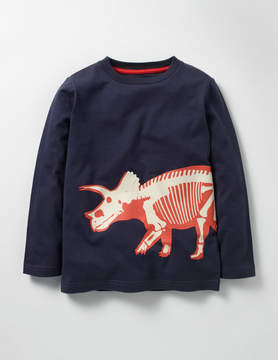 Boden Glow-in-the-dark Dino T-shirt