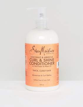 Shea Moisture Coconut and Hibiscus Curl & Shine Conditioner