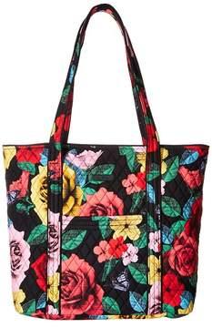 Vera Bradley Vera Tote Handbags - HAVANA DOTS - STYLE
