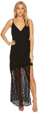 Adelyn Rae Lola Maxi Slip Dress Women's Dress