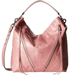Rebecca Minkoff Moto Hobo Hobo Handbags - ROSA - STYLE