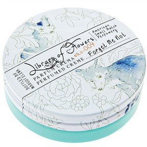 Library of Flowers - Forget Me Not Perfumed Cream