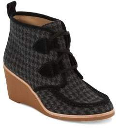 G.H. Bass Rosa Textile Wedge Boots