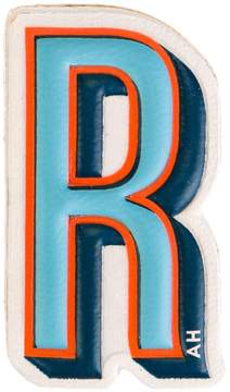 Anya Hindmarch 'R' sticker