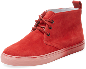 Del Toro Men's Suede Leather Chukka Sneaker