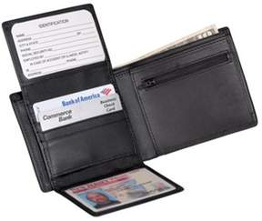 Royce Leather Men's Bi-fold Wallet 109-5.