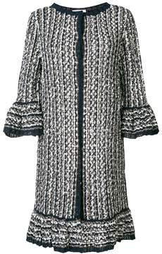 Charlott long knit coat
