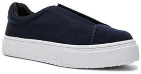 Eytys Grosgrain Doja Sneakers in Blue.