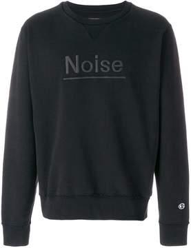 Champion Noise print sweatshirt