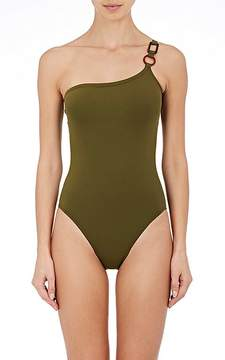 Eres Women's Diagramme One-Shoulder One-Piece Swimsuit