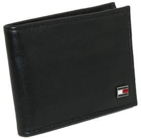 Tommy Hilfiger Mens Leather Slim Billfold Wallet