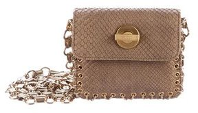 Emilio Pucci Mini Python Crossbody Bag