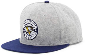 American Needle Pittsburgh Penguin Castle Rock Baseball Cap