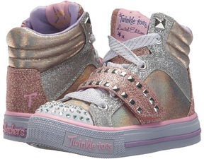 Skechers Shuffles 10854L Lights Girl's Shoes