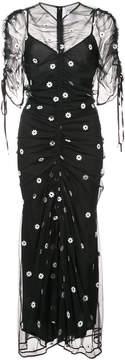 Alice McCall polka-dot embroidered dress