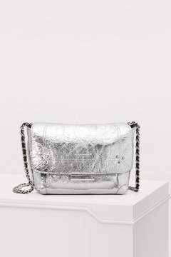 Jerome Dreyfuss Lulu S metallic shoulder bag