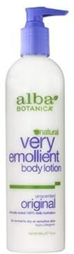Alba Botanica Very Emollient Body Lotion Unscented