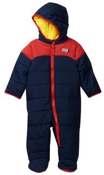 Weatherproof Colorblock Snowsuit (Baby Boys)