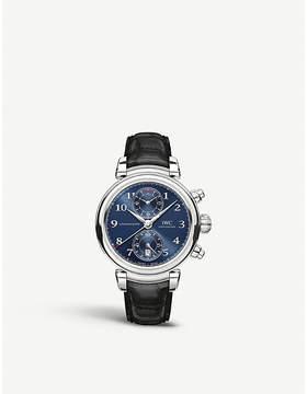 IWC IW393402 Da Vinci Chronograph Edition Sport for Good Foundation watch