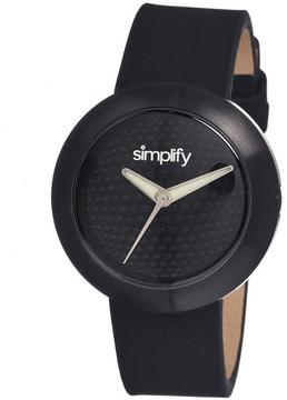 Simplify The 1200 Collection 1207 Unisex Watch