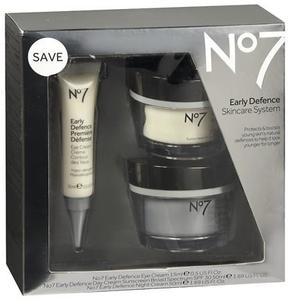 No7 Early Defense Skincare Kit