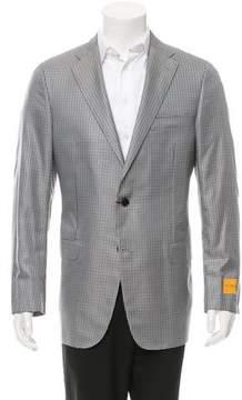 Hickey Freeman Silk Beacon Sport Coat w/ Tags