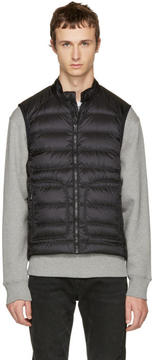 Belstaff Black Down Harbury Vest