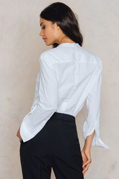 Filippa K Back Button Shirt