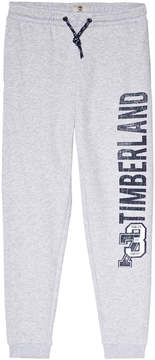 Timberland Kids Grey Branded Sweatpants