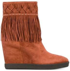 Le Silla concealed platform ankle boots