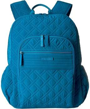 Vera Bradley Campus Tech Backpack Backpack Bags - BAHAMA BAY - STYLE