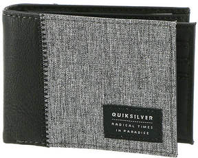 Quiksilver Men's Freshness Plus Wallet