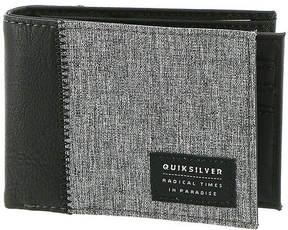 Quiksilver Men's Freshness Plus Wallet