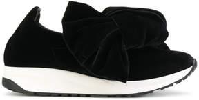 Joshua Sanders bow detail sneakers