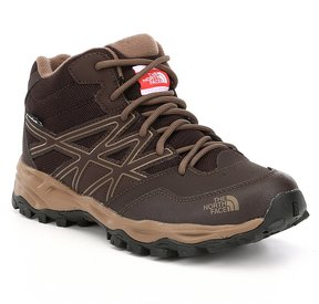 The North Face Boys Junior Hedgehog Waterproof Hiker Mid Sneakers