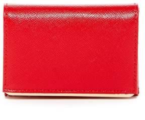 Halogen Leather Bar Cardholder