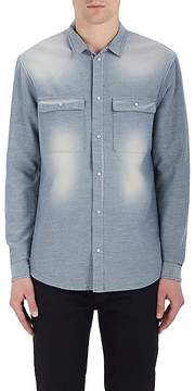 IRO Men's Kay Cotton Chambray Shirt