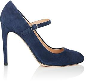Halston WOMEN'S CAROL SUEDE PUMPS