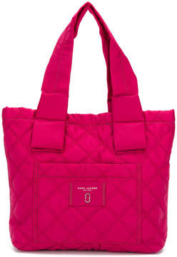 Marc Jacobs Nylon Knot shopping bag - PINK & PURPLE - STYLE