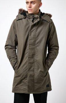 Globe Dion Breaker Hooded Trench Coat