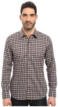 7 Diamonds One Tree Hill Long Sleeve Shirt Men's Long Sleeve Button Up